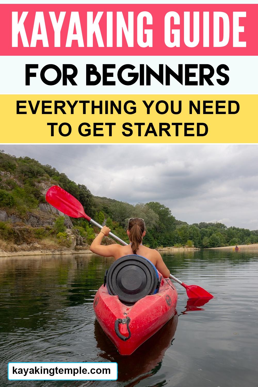 kayak beginner