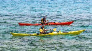 sit inside kayak