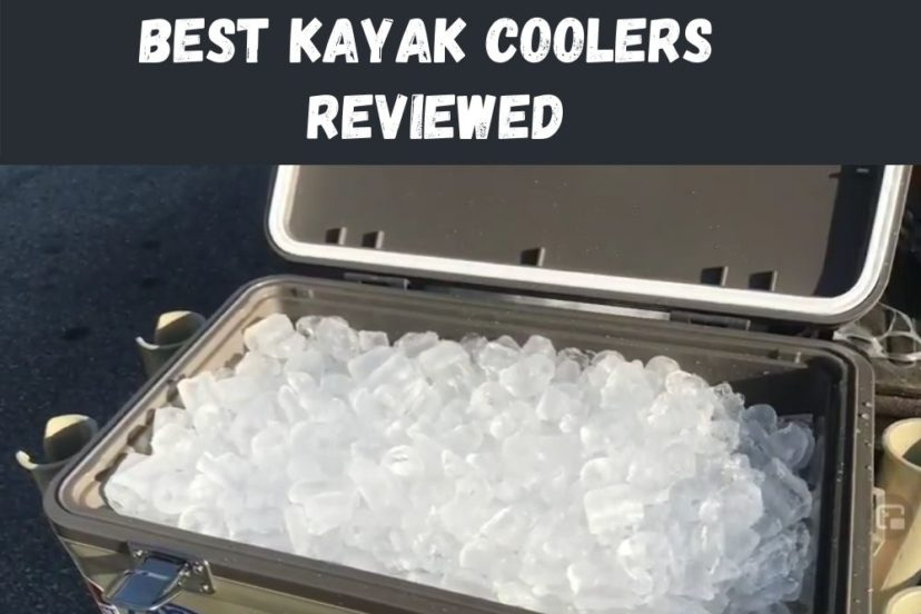 The Best Kayak Coolers Reviewed