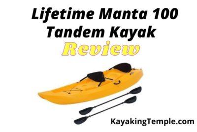 Lifetime Manta 100 Review