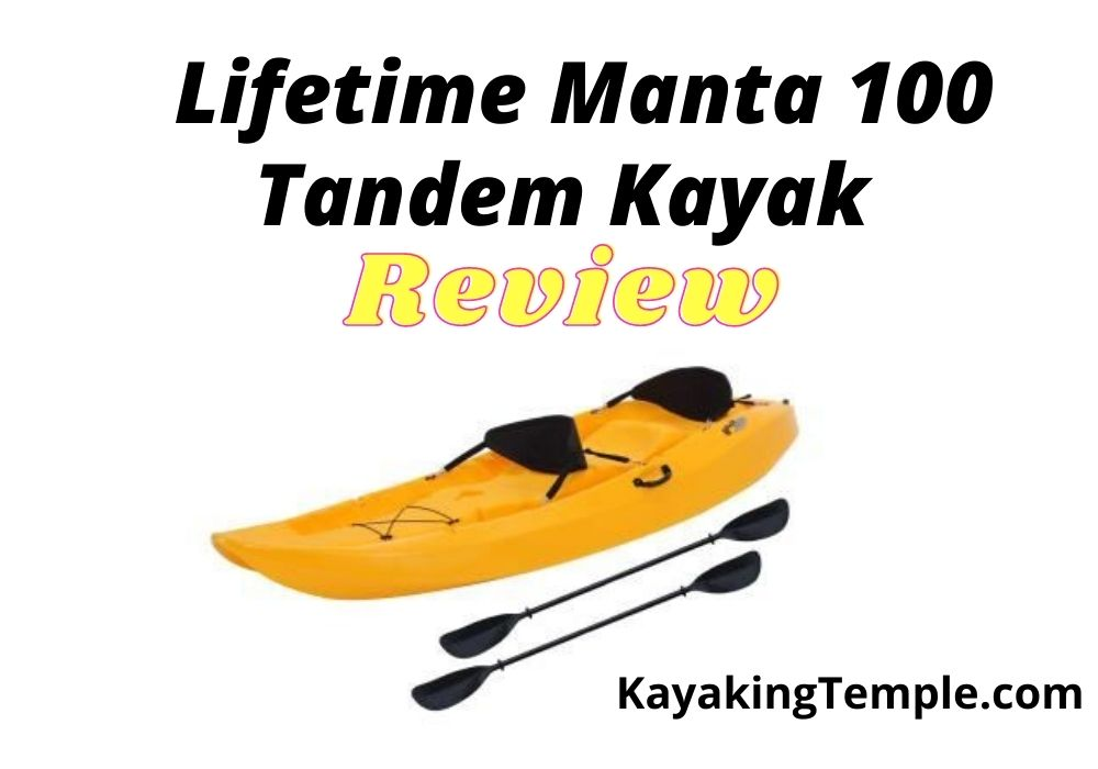 Lifetime Manta 100 Review